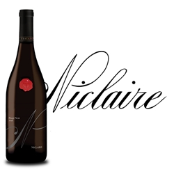 2018 Niclaire Pinot Noir